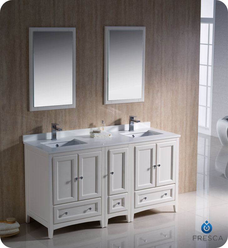 Emejing 60 In Double Sink Vanity Ideas - Best image 3D home ...
