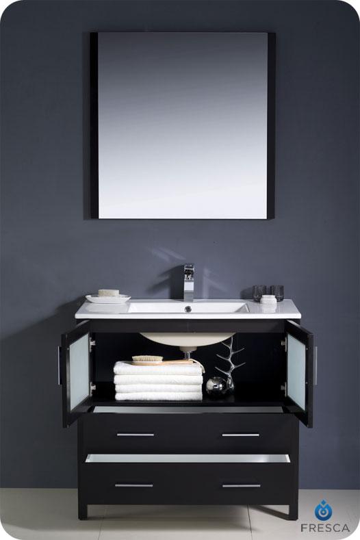 bath chest of drawers 36 to 60 torino single bath vanity espresso bathgemscom