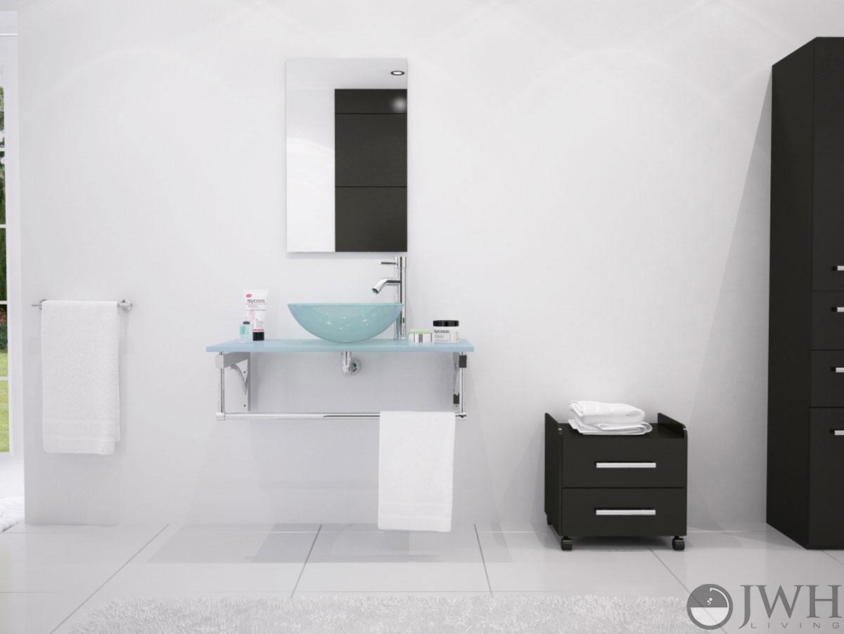 """31.5"""" Aries Single Vessel Sink Vanity"""