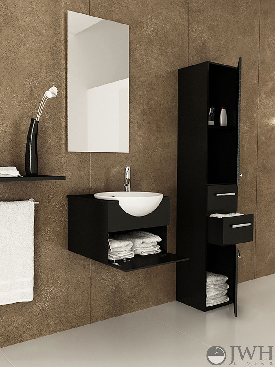 21 Quot Mira Single Bathroom Vanity Espresso Bathgems Com