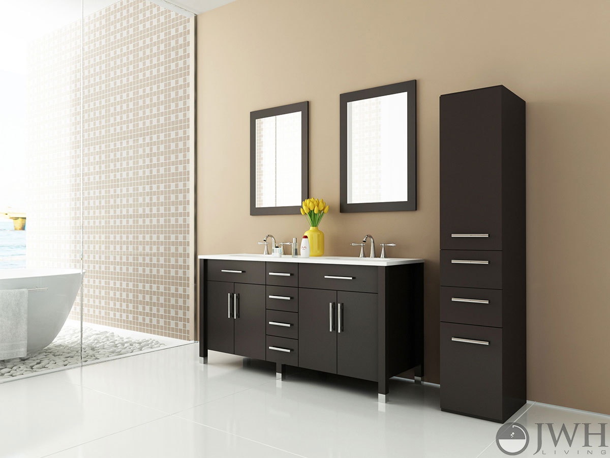 "59"" Rana Double Sink Vanity"