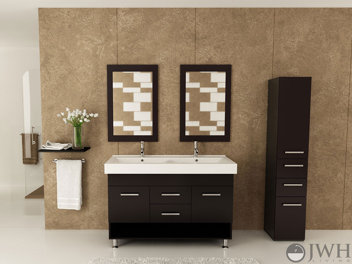 "48"" Rigel Double Sink Vanity"
