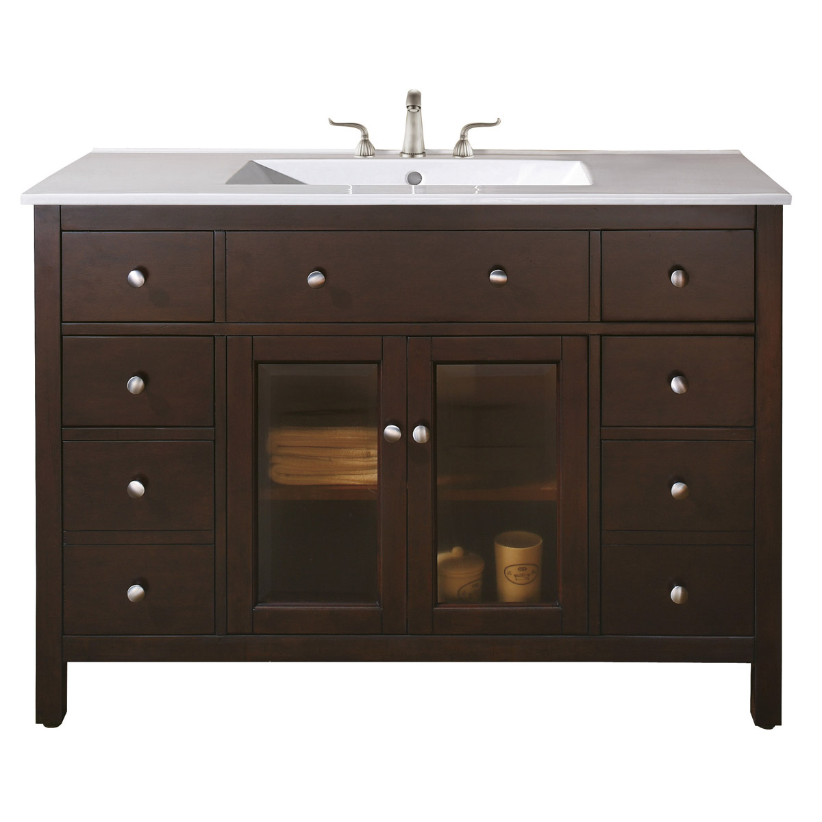"48"" Rapallo Single Wide Vanity"