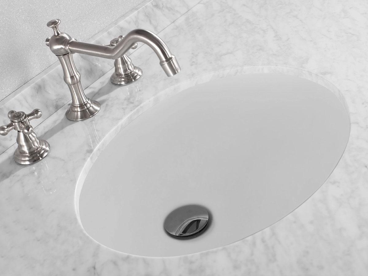 Ceramic Undermount Sink