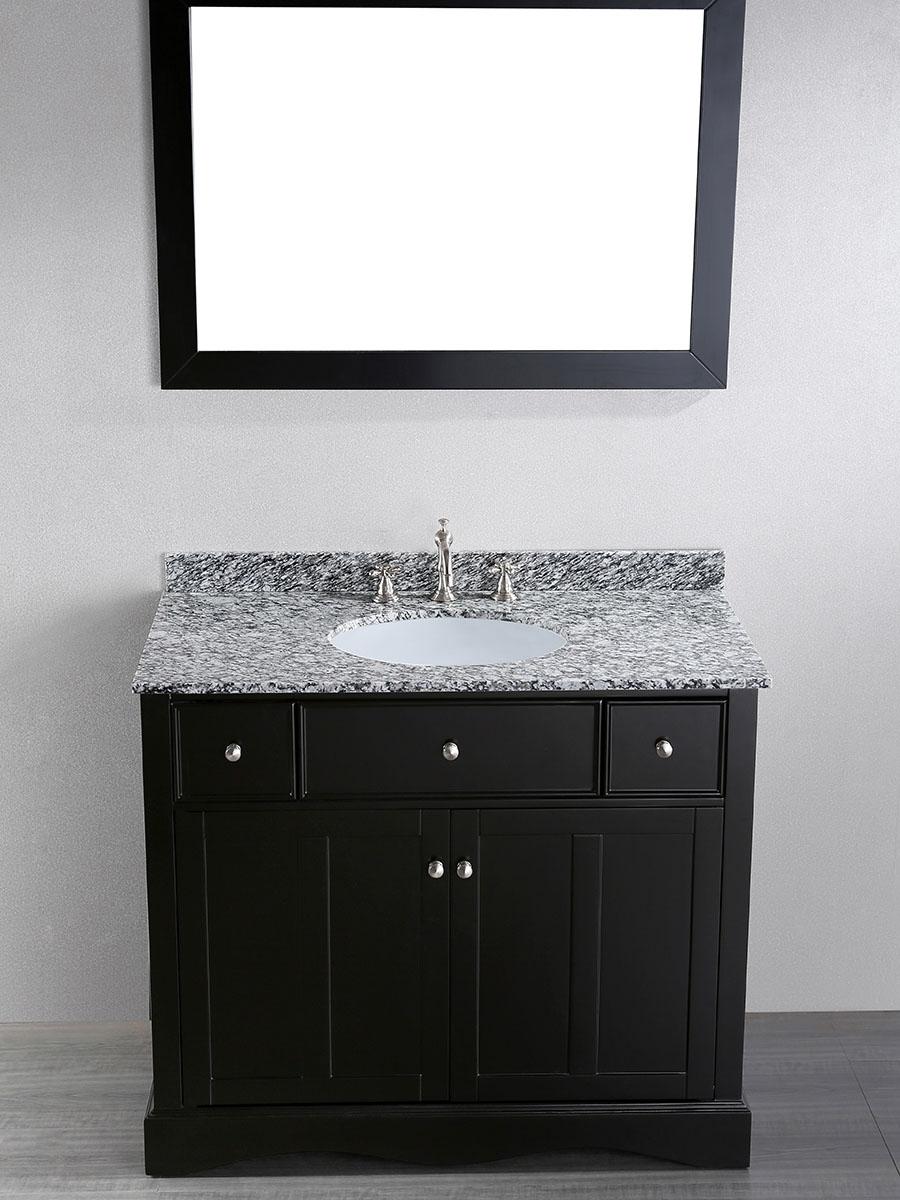 """39"""" Morice Single Bath Vanity With Mirror"""