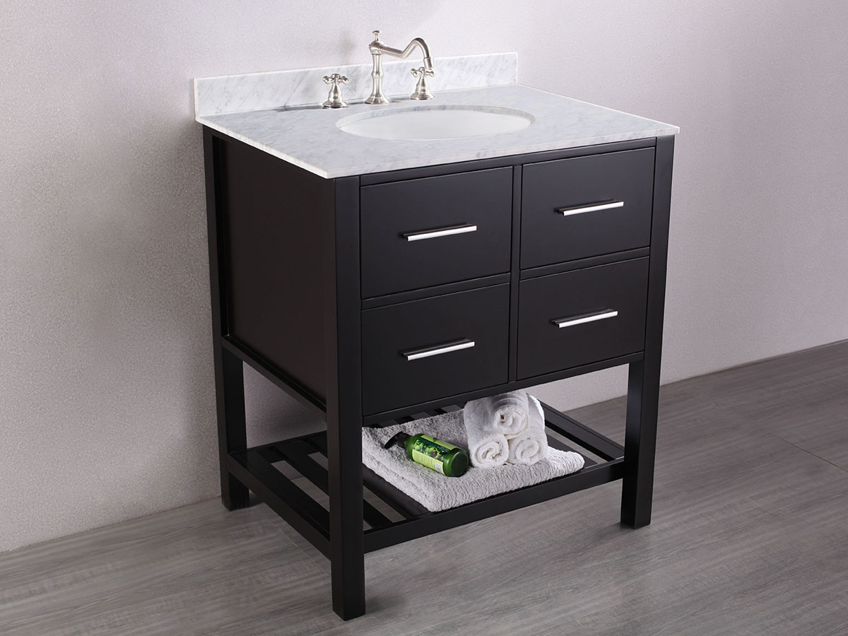 "30"" Alegra Single Bath Vanity"