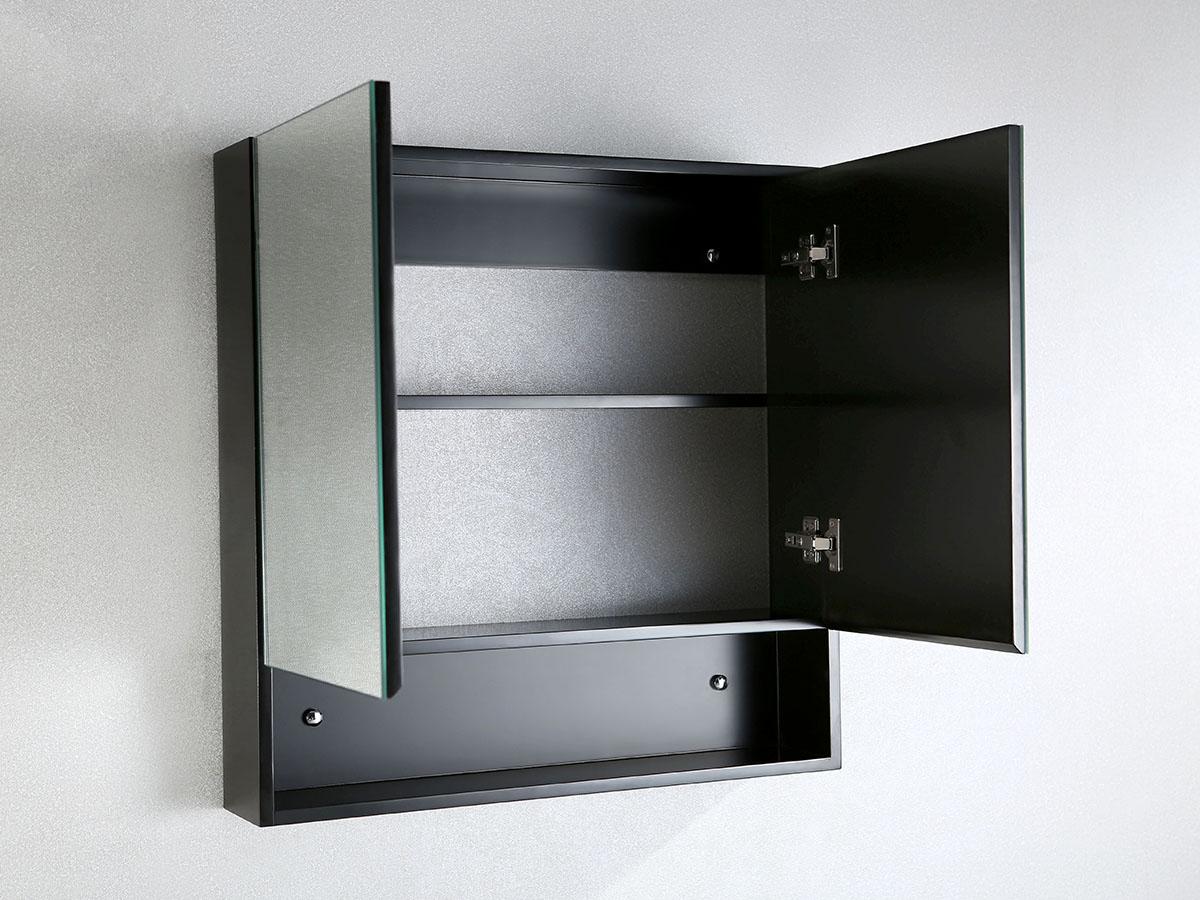 Included Medicine Cabinet