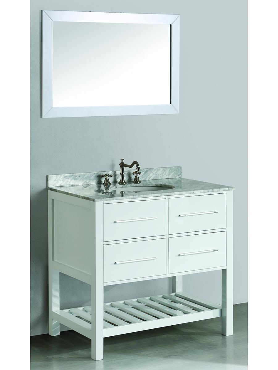 "37.5"" Alegra Single Bath Vanity"