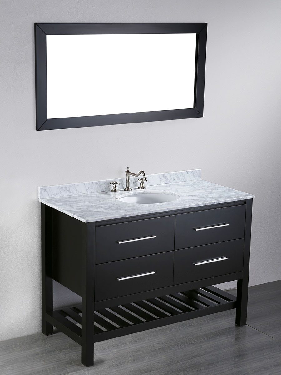 "47"" Alegra Single Bath Vanity"