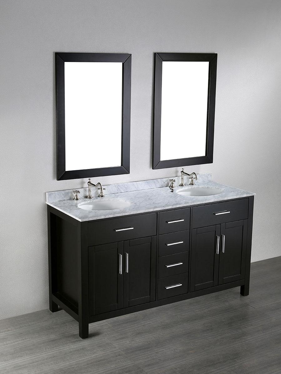 """60"""" Constanza Double Sink Vanity"""