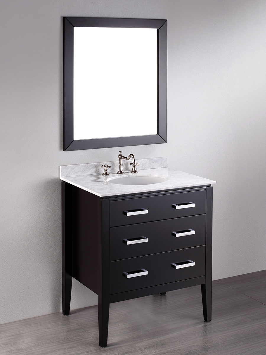 "31"" Tolten Single Bath Vanity"