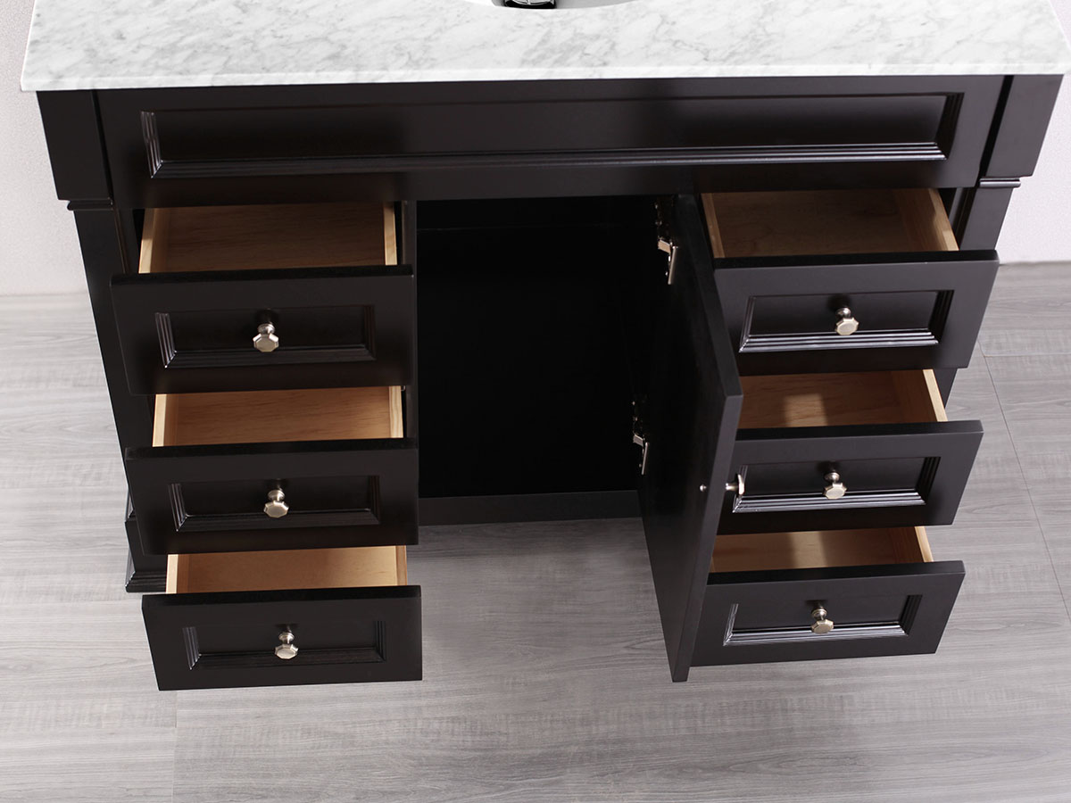 Six Functional Drawers