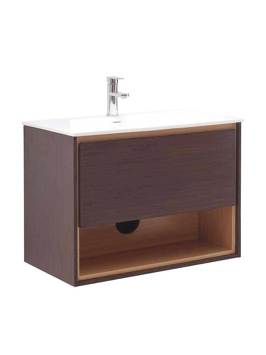 "31.5"" Sophora Single Bath Vanity - Iron Wood"