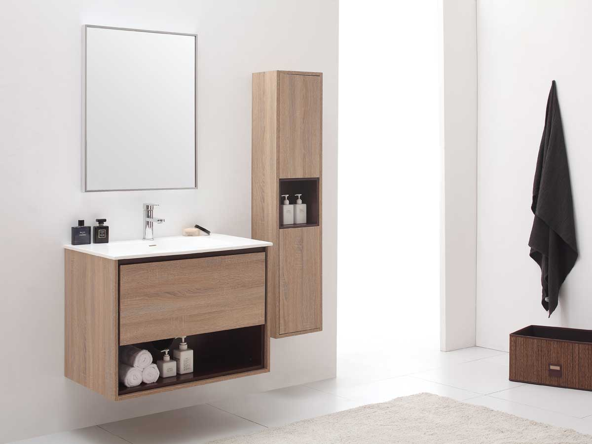 "31.5"" Sophora Single Bath Vanity - Restored Khaki"