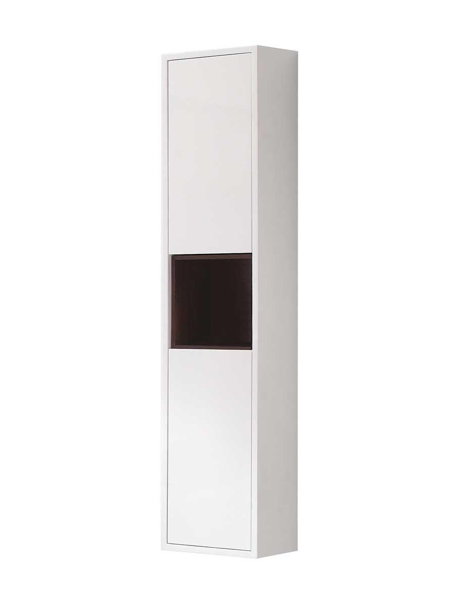Sophora Linen Tower - White