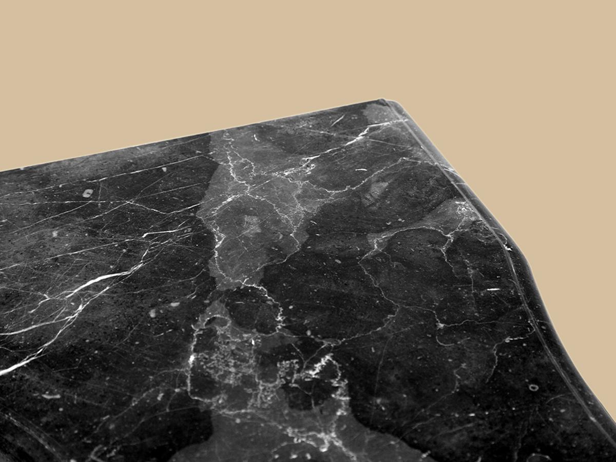 Dark Emperador Marble Top