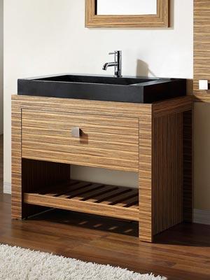 39 Quot Levanto Single Vessel Sink Vanity Bathgems Com