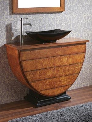 40 Quot Imperia Single Vessel Sink Vanity Bathgems Com