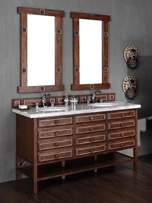 60 tacoma double sink vanity