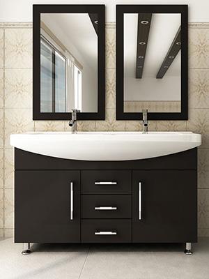 Bathroom Cabinets Espresso