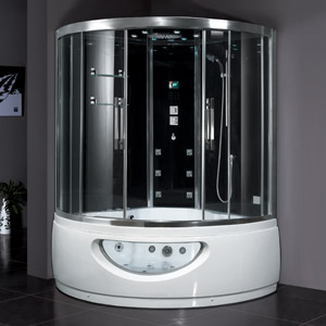Awesome Claudius Steam Shower With Whirlpool Bathtub