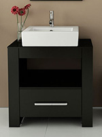 31 5 Libra Single Vessel Sink Vanity