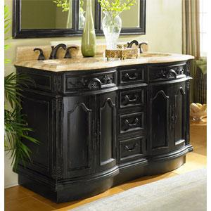Double Bathroom Vanities on Double Sink Bathroom Vanity  Decorate Your Bathroom In Style
