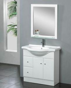White bathroom vanity to reinvigorate stale bathroom design bathroom