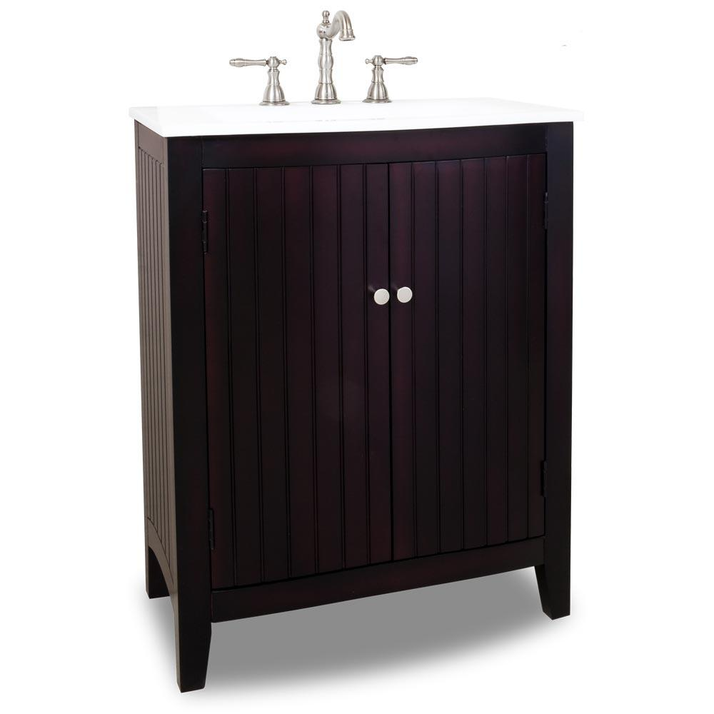 28 quot stonewall single bath vanity bathgems