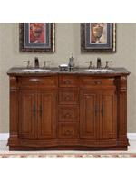 "55"" Caldara Double Bath Vanity"