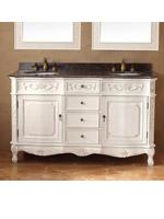 "60"" Donnybrook Double Sink Bathroom Vanity"